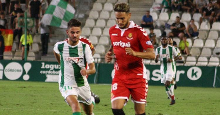 Andrés Martín estuvo incansable en la presión. Autor: Paco Jiménez