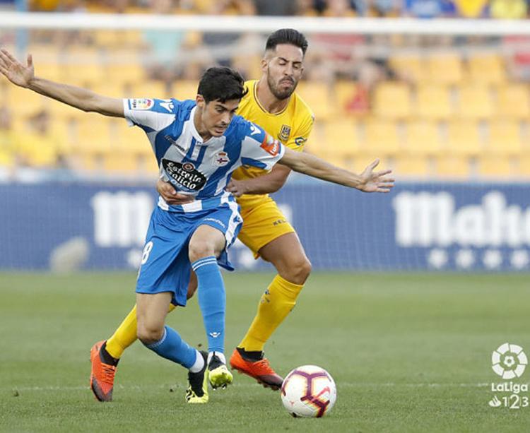 El Deportivo visitará Córdoba en sábado. Foto: LFP