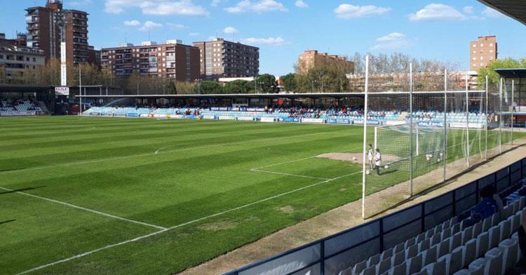 Una imagen del estadio El Prado. Foto: SER Talavera