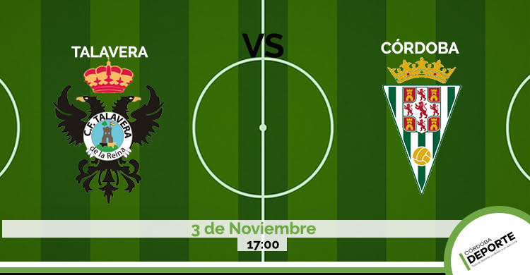 Sigue on line el Talavera vs Córdoba CF