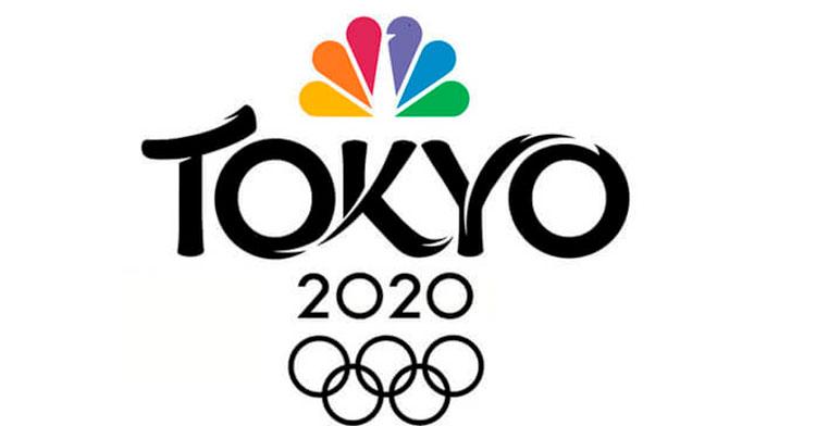 El logo de Tokio 2020