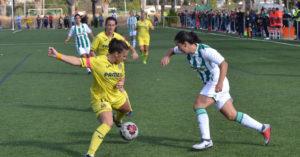 Una imagen de un duelo del Córdoba Femenino. Autor: Javier Olivar