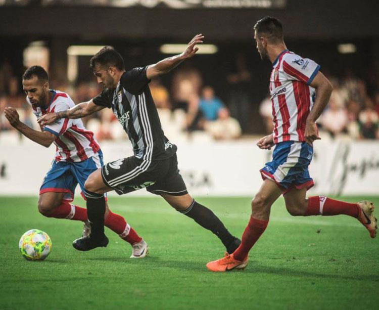 El Algeciras cayó en Cartagena el domingo pasado. Foto: FC Cartagena