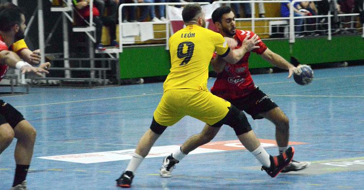 El Cajasur quiere mantener su nivel de juego ante el Barça en Zarautz. Foto: Cajasur Córdoba Balonmano
