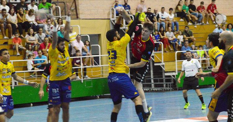 El Cajasur saldrá sin complejos en su noche de Copa. Foto: Cajasur CBM