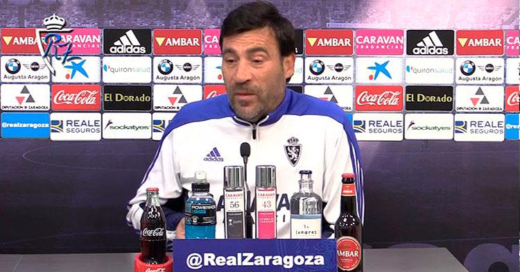 Raúl Agné vuelve a las salas de prensa españolas para intentar llevar al play off de ascenso al Córdoba