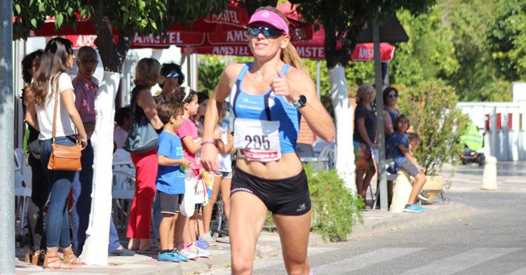 Raquel Hernández en una imagen de archivo