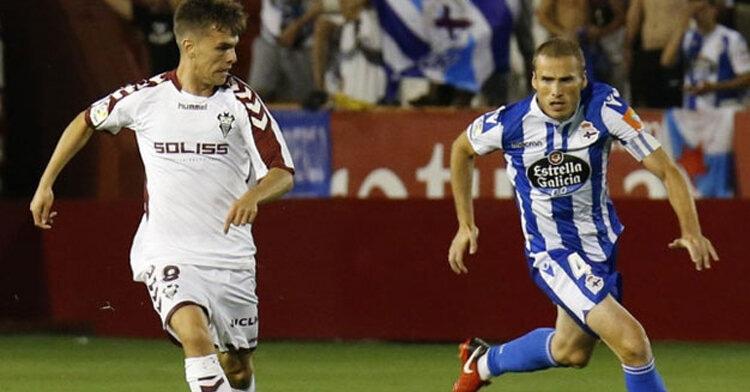 El Albacete espera al Córdoba con idea de lograr su primer triunfo. Foto: LFP