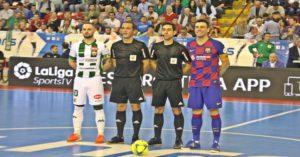 Capitanes Barca Futbol Sala