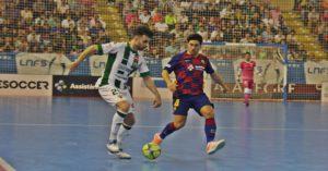 Cesar Barcelona Futbol Sala