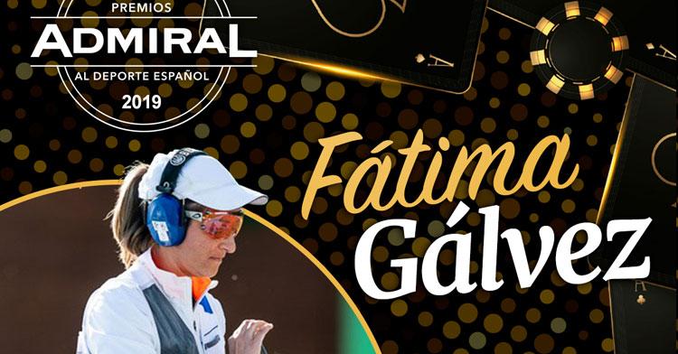 Fátima Gálvez, nominada a un galardón nacional