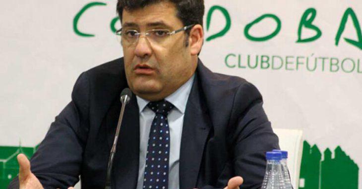 Jesús León hablando sobre los expedientes de la LFP al CCF