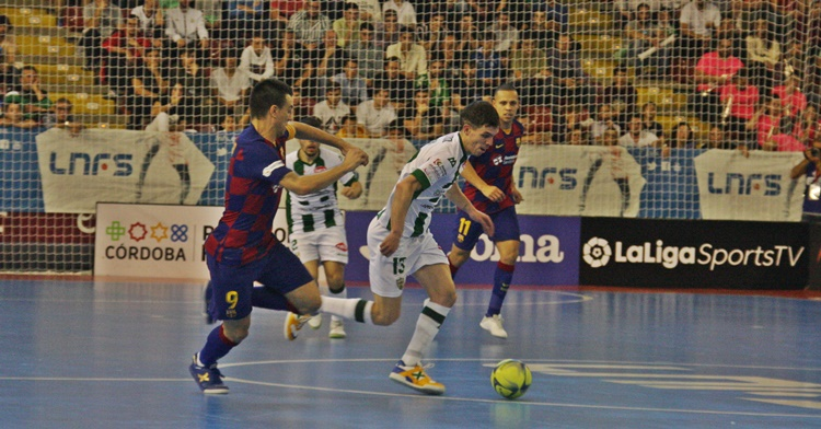 Keko Barcelona Futbol Sala