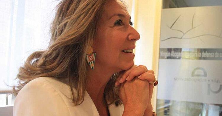 Magdalena Entrenas mira al futuro con optimismo y con el Córdoba por bandera