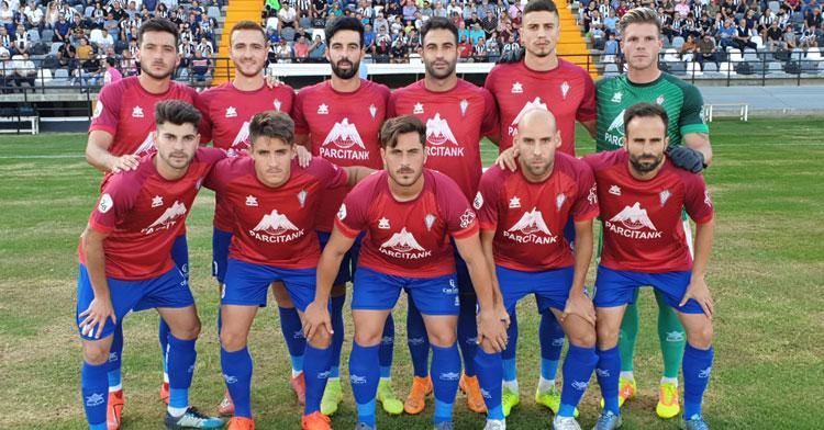Un once del cuadro albaceteño esta campaña. Foto: CP Villarrobledo