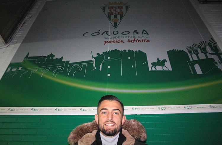 José Antonio González y su pasión infinita por el Córdoba CF