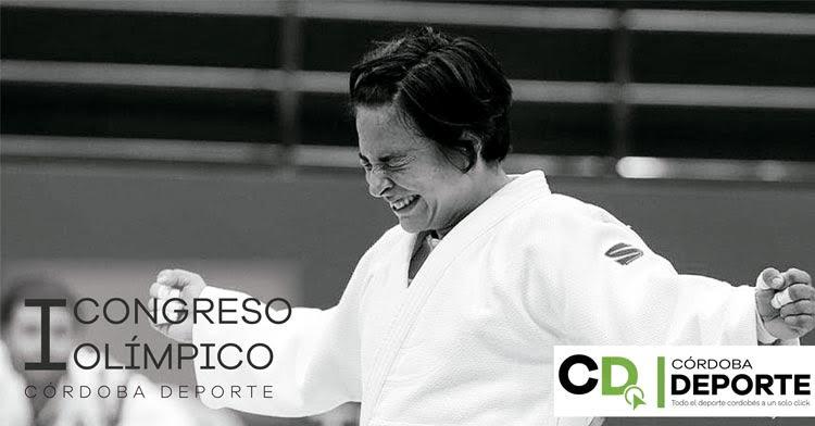 La judoca Julia Figueroa será una de las protagonistas del I Congreso Olímpico de Cordobadeporte.com