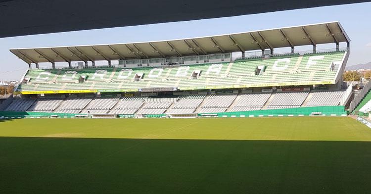 El Córdoba CF vive una situación muy delicada, con su subsistencia en juego.