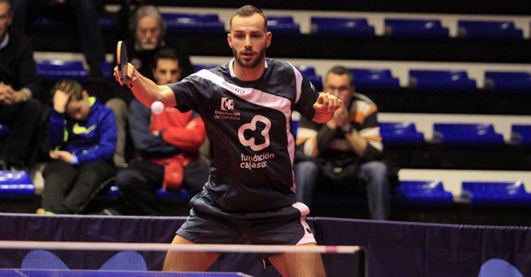Diogo Carvallo certificó la victoria prieguense en Leganés