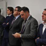 Miembros de Infinity en Sala de Prensa. Autor: Paco Jiménez