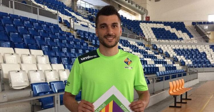 Lolo Urbano, jugador del Palma Futsal. Foto: Onda Cero