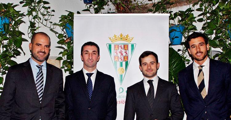 El último Consejo nombrado por Azaveco para el Córdoba CF SAD