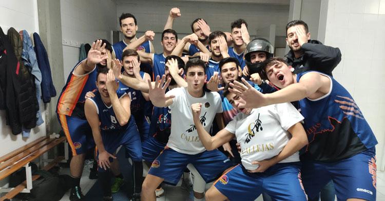 Los chicos del Ciudad de Córdoba, felices con su triunfo