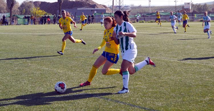 El Córdoba Femenino se mide a otro rival canario. Autor: Javier Olivar
