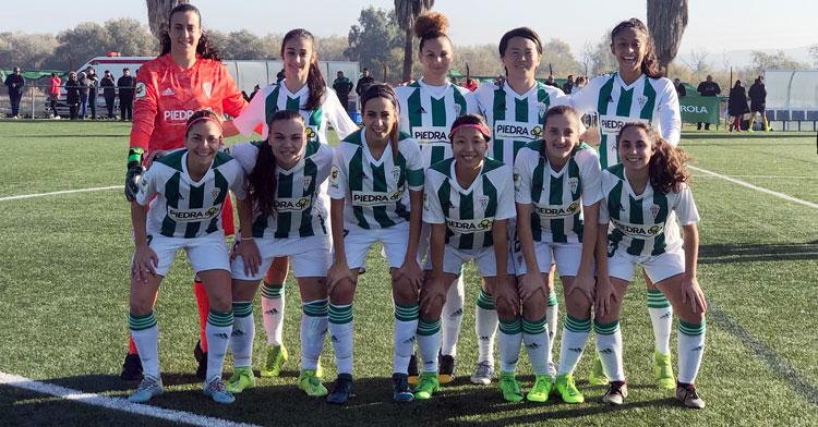 El club no quiere que se manche la imagen del Córdoba Femenino por actuaciones puntuales de su público. Foto: CCF