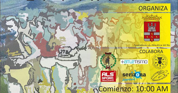 El cartel del I Circuito de El Pinillo.