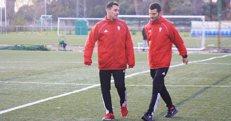 Diego Delgado y Andrés Armada siguen sufriendo una temporada más que dura