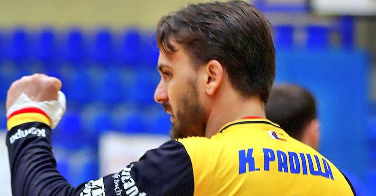 Kiko Padilla, nuevo jugador granate