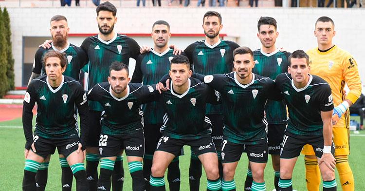 El once blanquiverde en San Sebastián de los Reyes plagado de suplentes no reivindicó un puesto en liga.