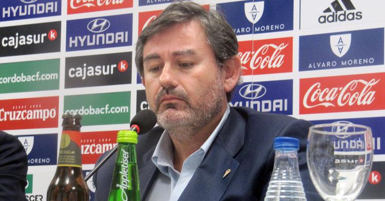 González Calvo, consejero delegado cordobesista