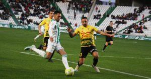 Carlos Valverde debutó como titular ante el Villarrubia.