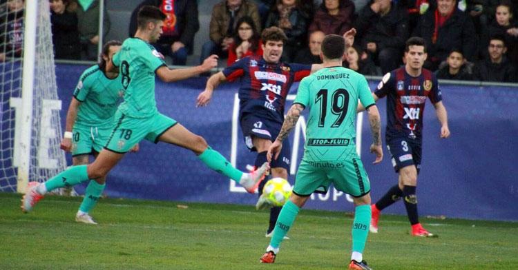 El Yeclano goleó en su último partido. Foto: Algeciras CF