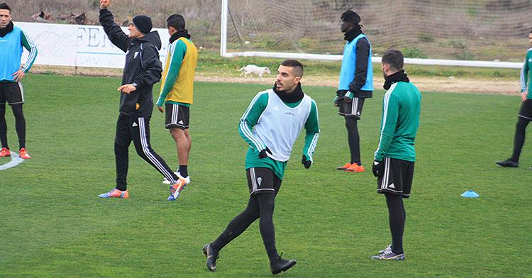 Zelu sabe que este domingo en Murcia puede jugar sus últimos minutos como cordobesistas, ya que su ficha puede ser la utilizada para poder fichar a Piovaccari.