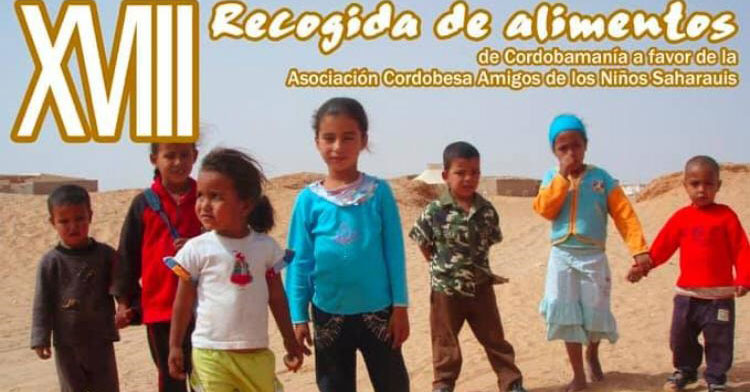Los niños saharaius ya esperan la solidaridad cordobesista