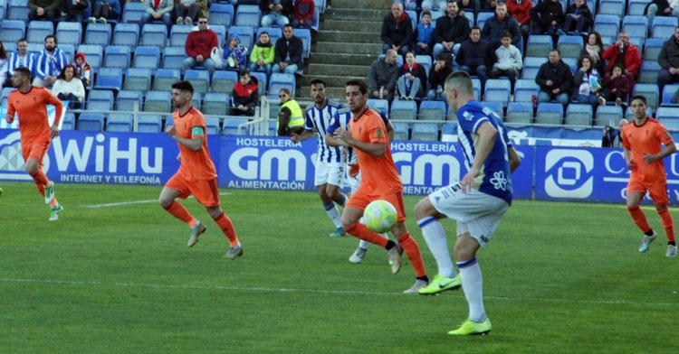 El Córdoba es el segunto quinto clasificado con menos puntos. Autor: Paco Jiménez