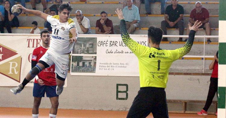 El Alarcos volvió a ganar ampliamente al ARS. Foto: Diario Lanza Digital