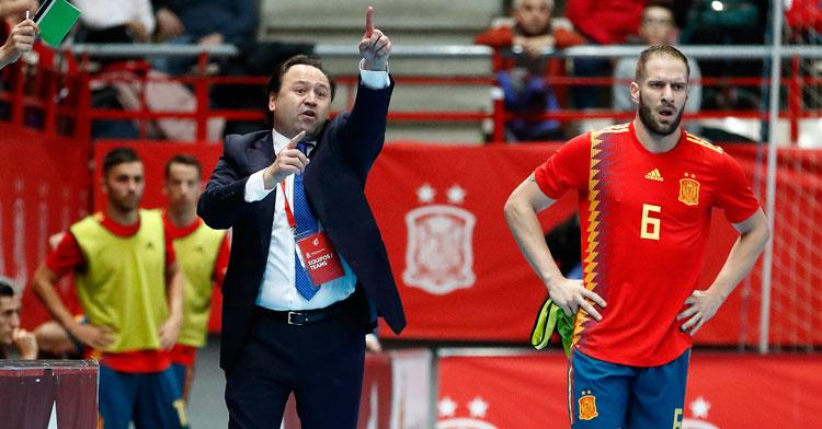 Solano sigue en los planes de Fede Vidal. Foto: Sefutbol