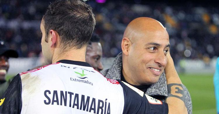 Nafti ya no es entrenador del Badajoz. Foto: Mundo Deportivo