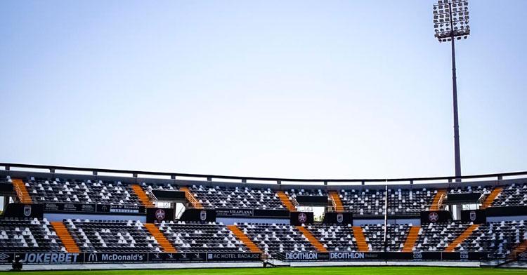Una imagen del Nuevo Vivero, que el Córdoba visita el domingo,. Foto: 48horasMagazine