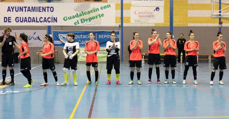 El Cajasur Deportivo Córdoba no tuvo acierto en Guadalcacín