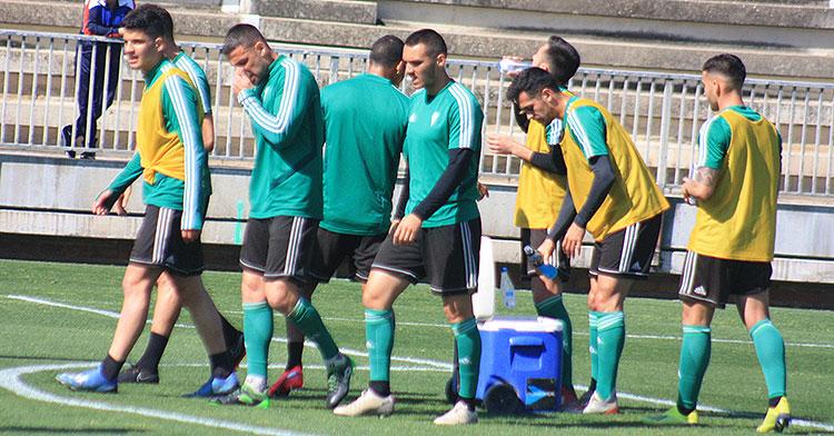 Moutinho inició un plan especial de entrenamientos en solitario ante el parón de la liga, después de ejercitarse ayer con el grupo.