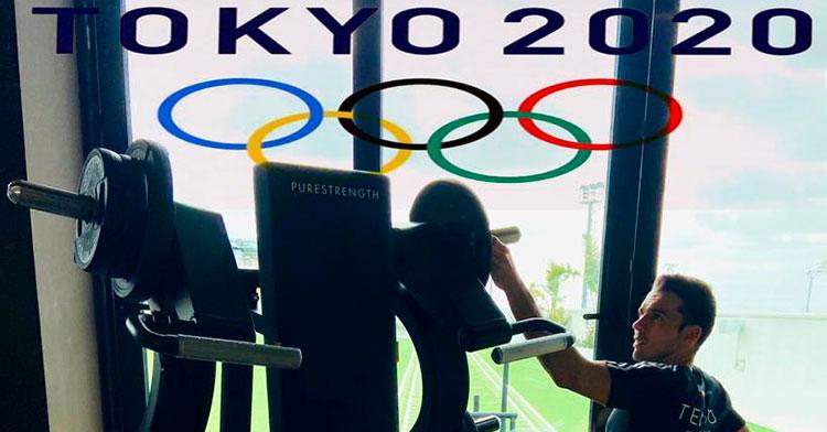 Paco Salinas empieza a ver en el horizonte la posibilidad de debutar en unas Paralimpiadas: Tokio 2020