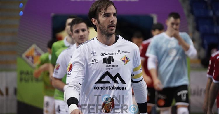 Carlos Barrón, quinto mejor portero del mundo en 2019. Foto: Toni Ferrero.