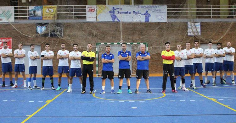 La formación del ARS a principio de liga. Foto: Lorena Cuevas / ARS