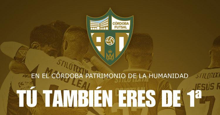 El Córdoba Patrimonio busca nuevos talentos