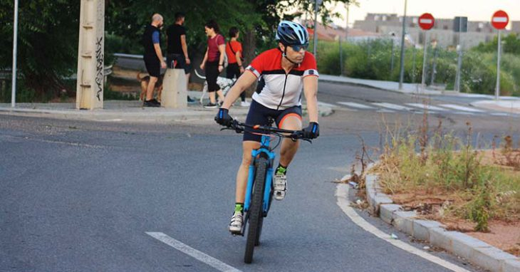 biker ronda oeste